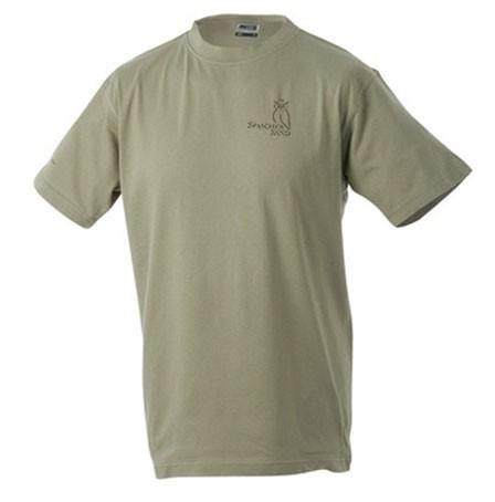 T-Shirt Herren, Gr. S-XXXL, khaki